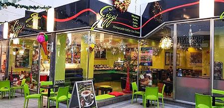 Giggi Gelateria Shop