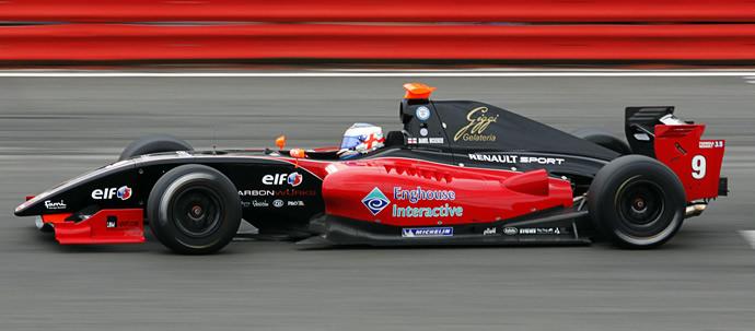 Giggi Gelateria - Race Car