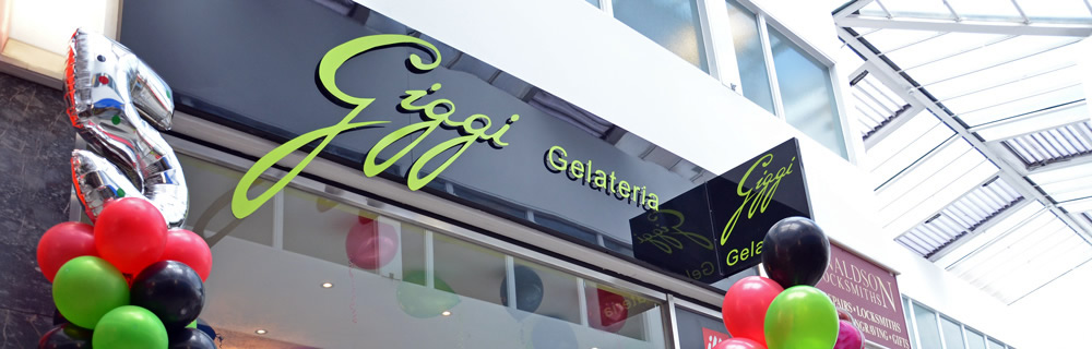 Contact Giggi Gelateria